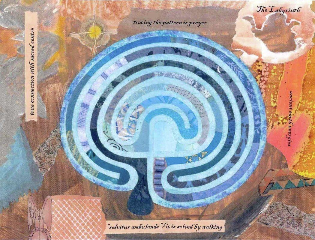 Goddesses of the Labyrinth - Lyssanda Designs