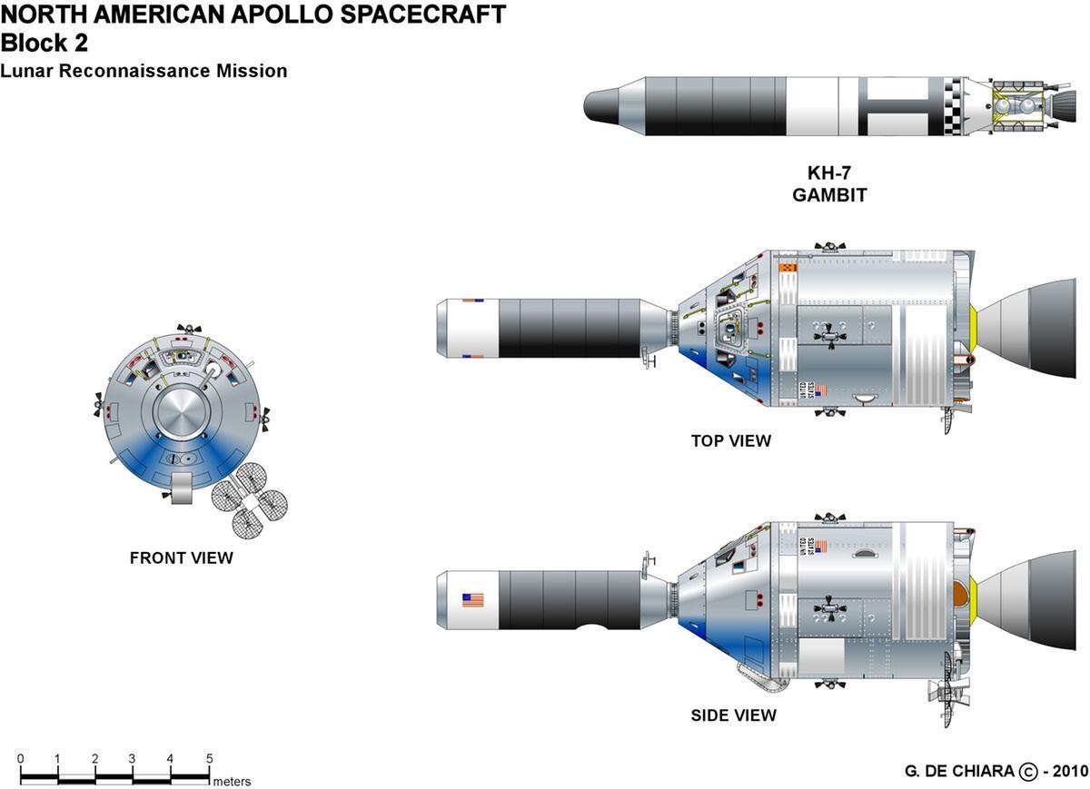 Apollo 13 Spacecraft Parts | www.imgkid.com - The Image ...