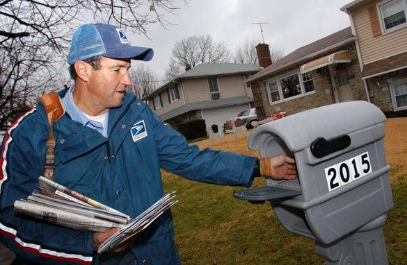 Alcohol At Your Doorstep Courtesy The Mailman Mailman Letter