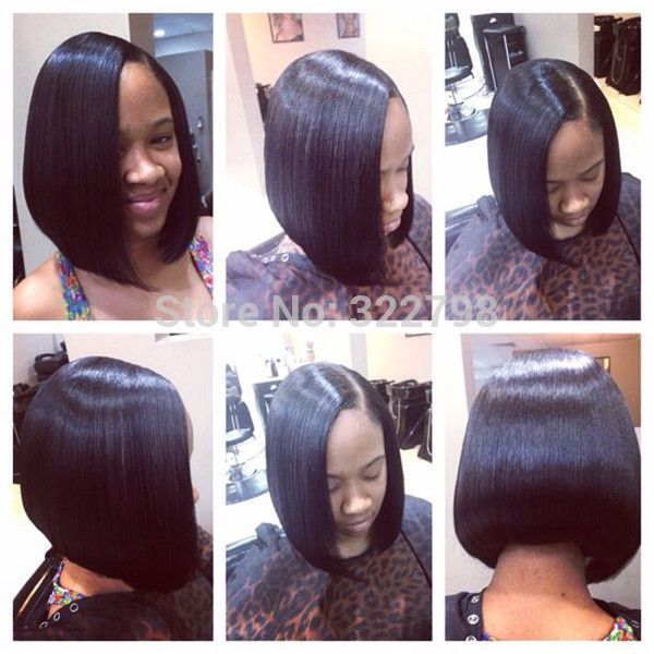 Pin By Sophia Young On Coiffure Weave Bob Hairstyles Bob Hairstyles Hair Styles