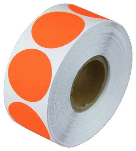 Roll Products 119-0004 Adhesive Dot Label, 1 - office supplies inventory