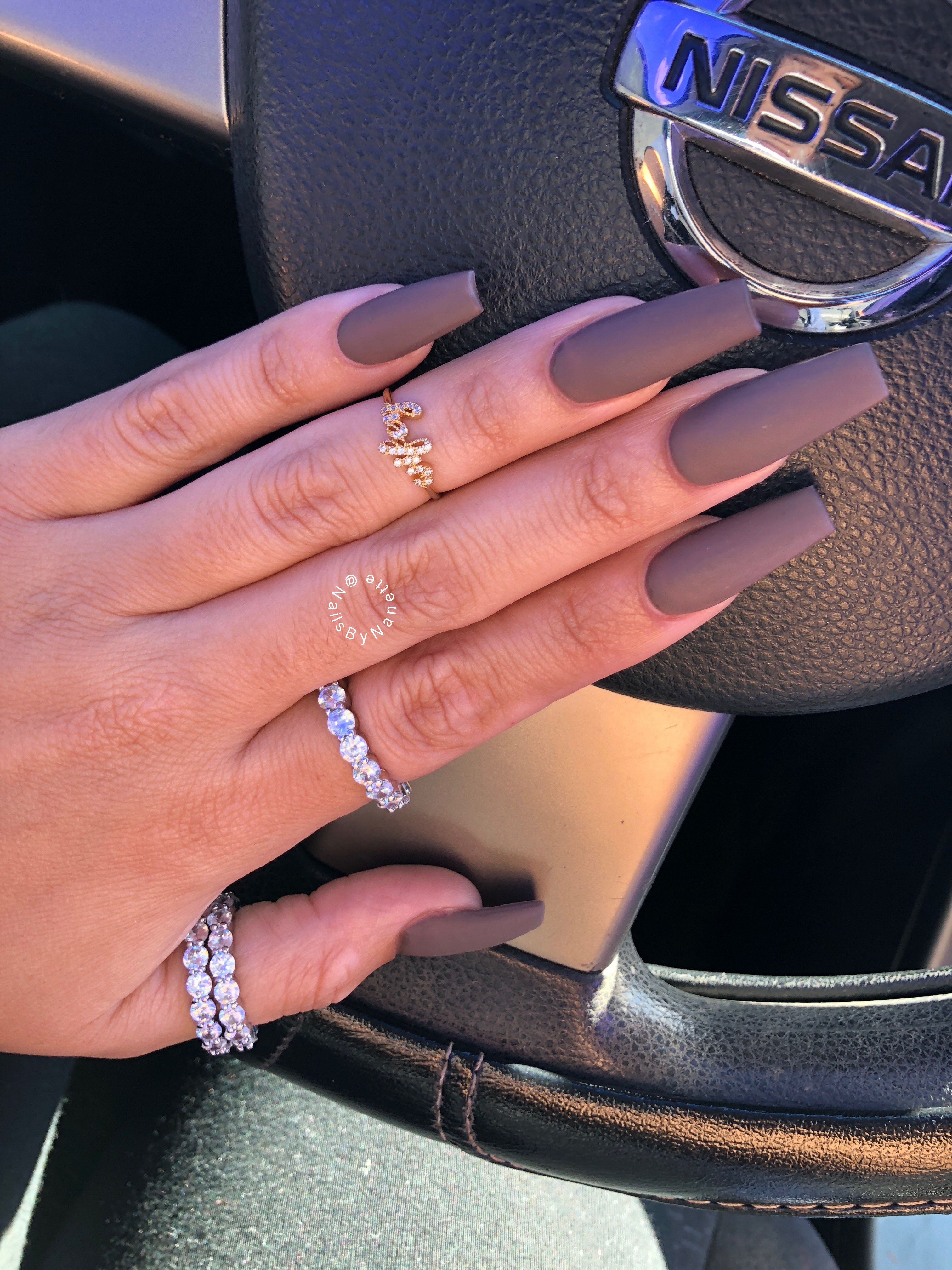 Nails By Nanette Tapered Square Nails Long Square Acrylic Nails Long Square Nails