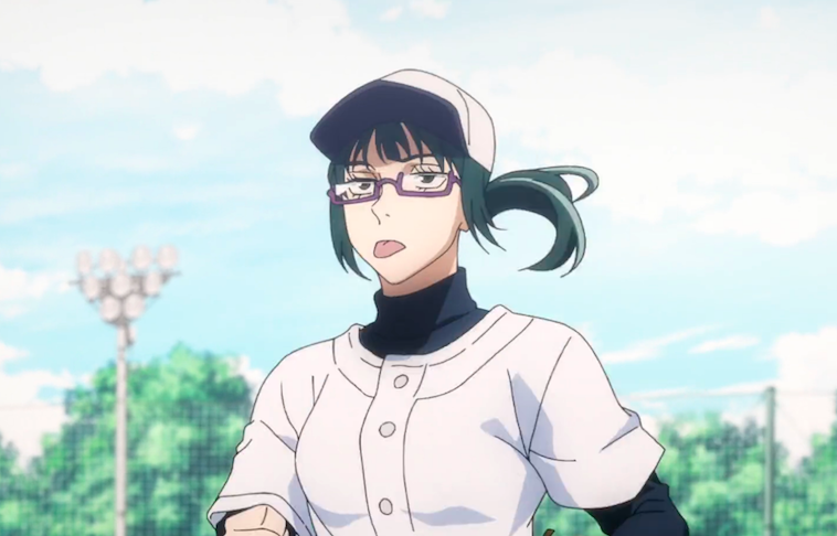 Maki Said In 2021 Anime Anime Films Jujutsu