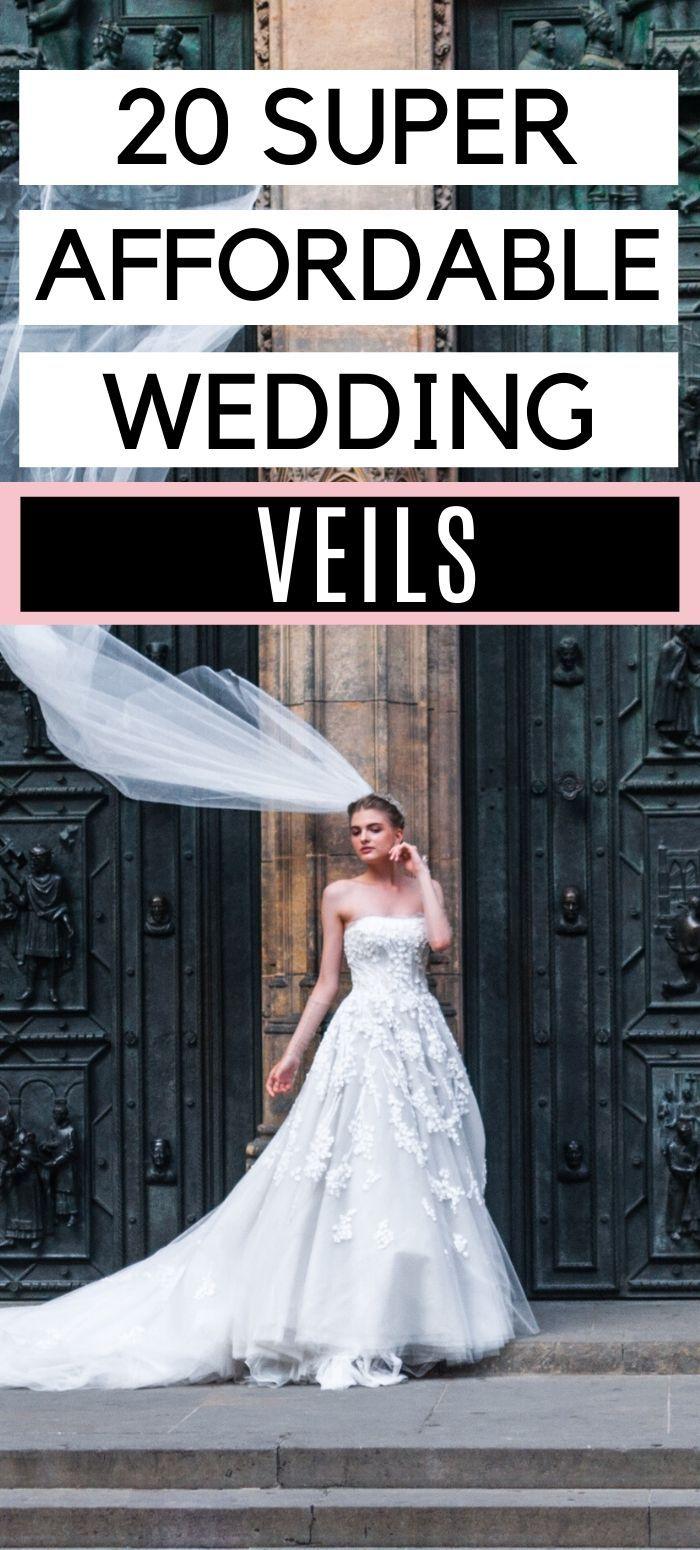 Best Amazon Wedding Veils Save Money On Wedding Attire in
