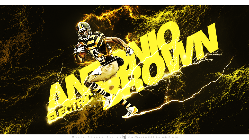 antonio brown wallpaper  Antonio Brown Wallpapers - WallpaperSafari | Sports stuff ...