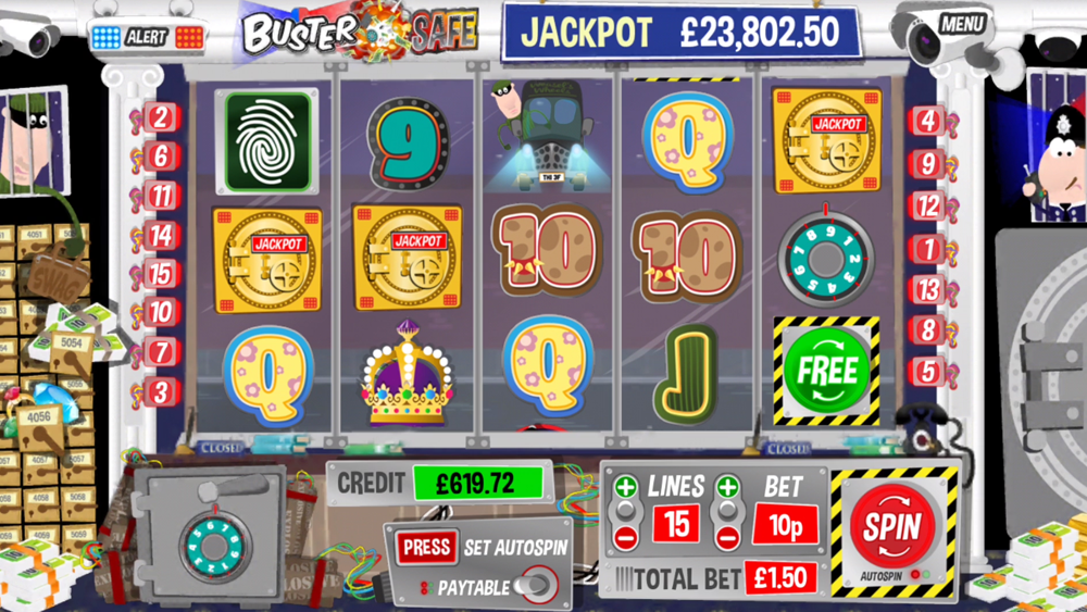 Safe Online Casino Games