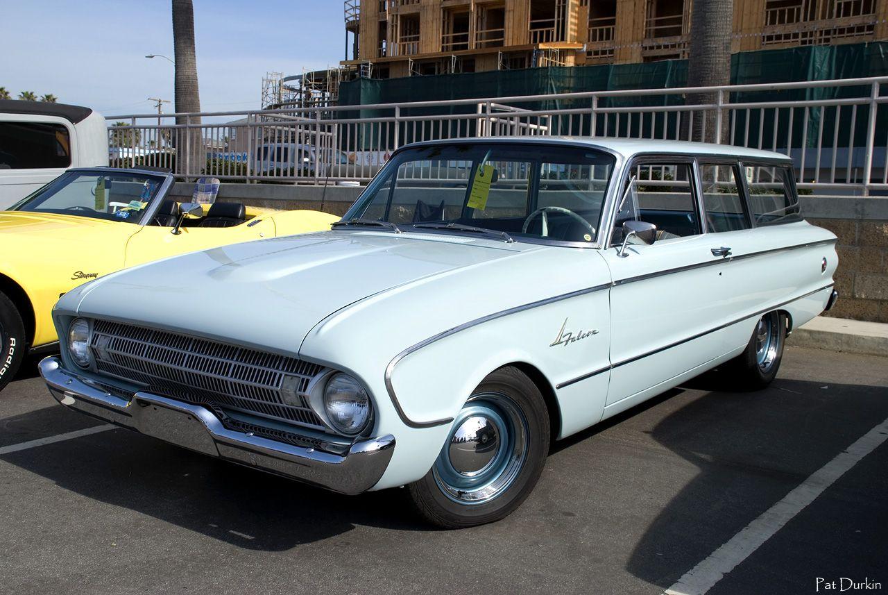 1961 ford falcon station wagon light blue fvl ford falcon light blue
