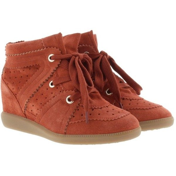 0483d50be86e Isabel Marant Étoile Sneakers - Bobby Sneaker Velvet Stainer Basket ...
