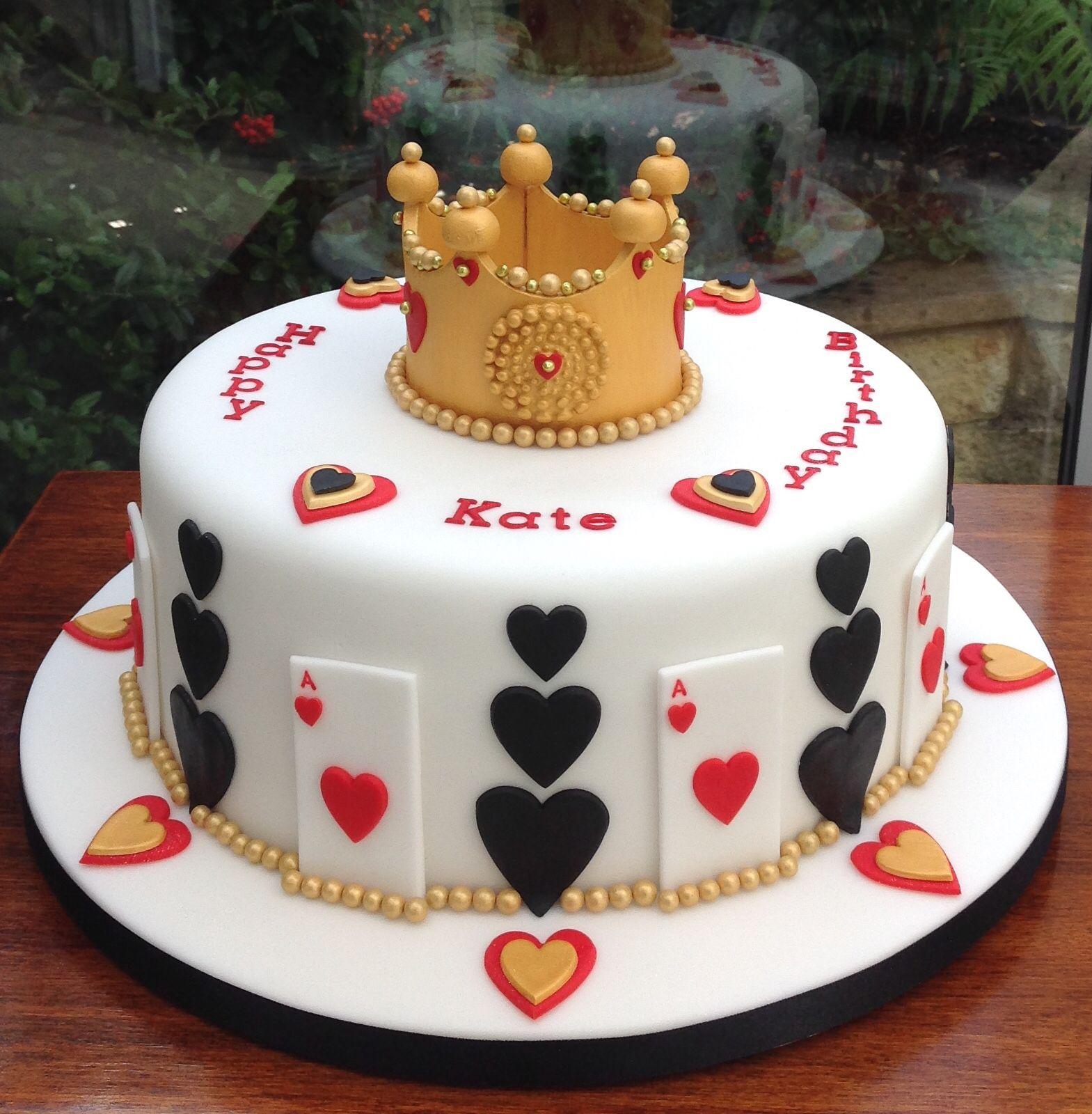 Heart Birthday Cake, Alice In