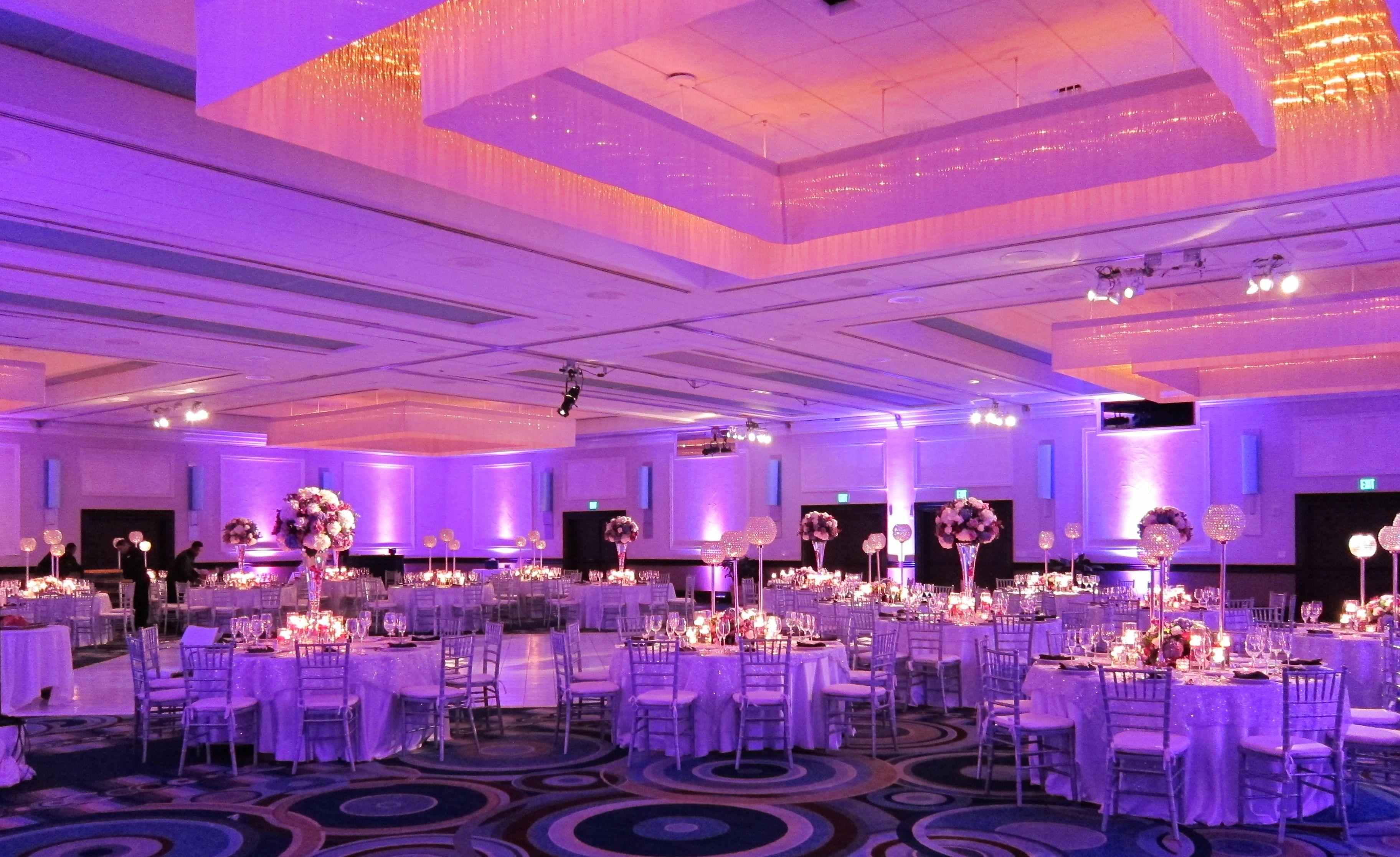 Purple Up Lighting   Wedding Lighting   Pinterest   Iluminación y ...