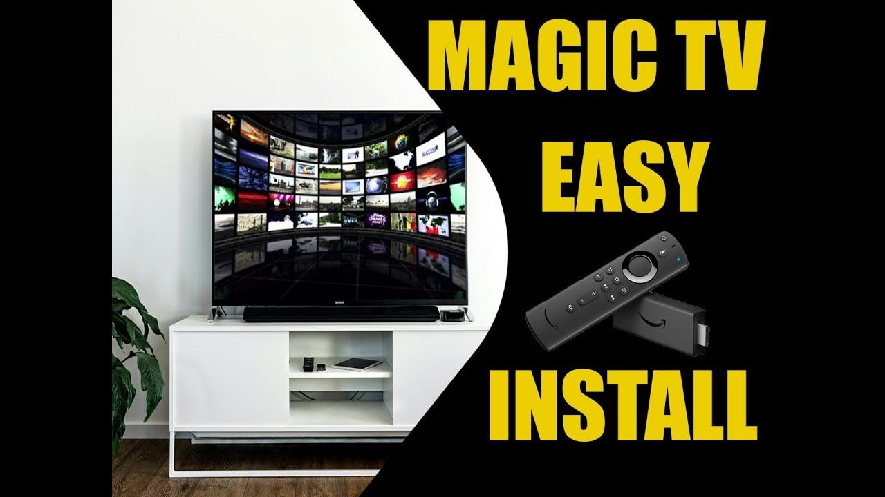 MAGIC TV V1 14 UPDATED 🔥 HOW TO INSTALL MAGIC TV 1 14 USING