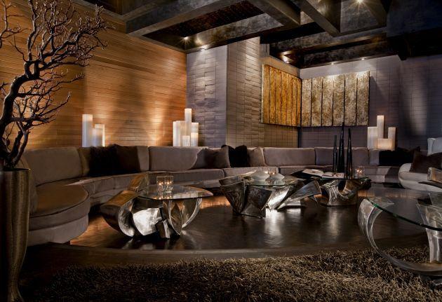 My House Nightclub By Dodd Mitchell Design