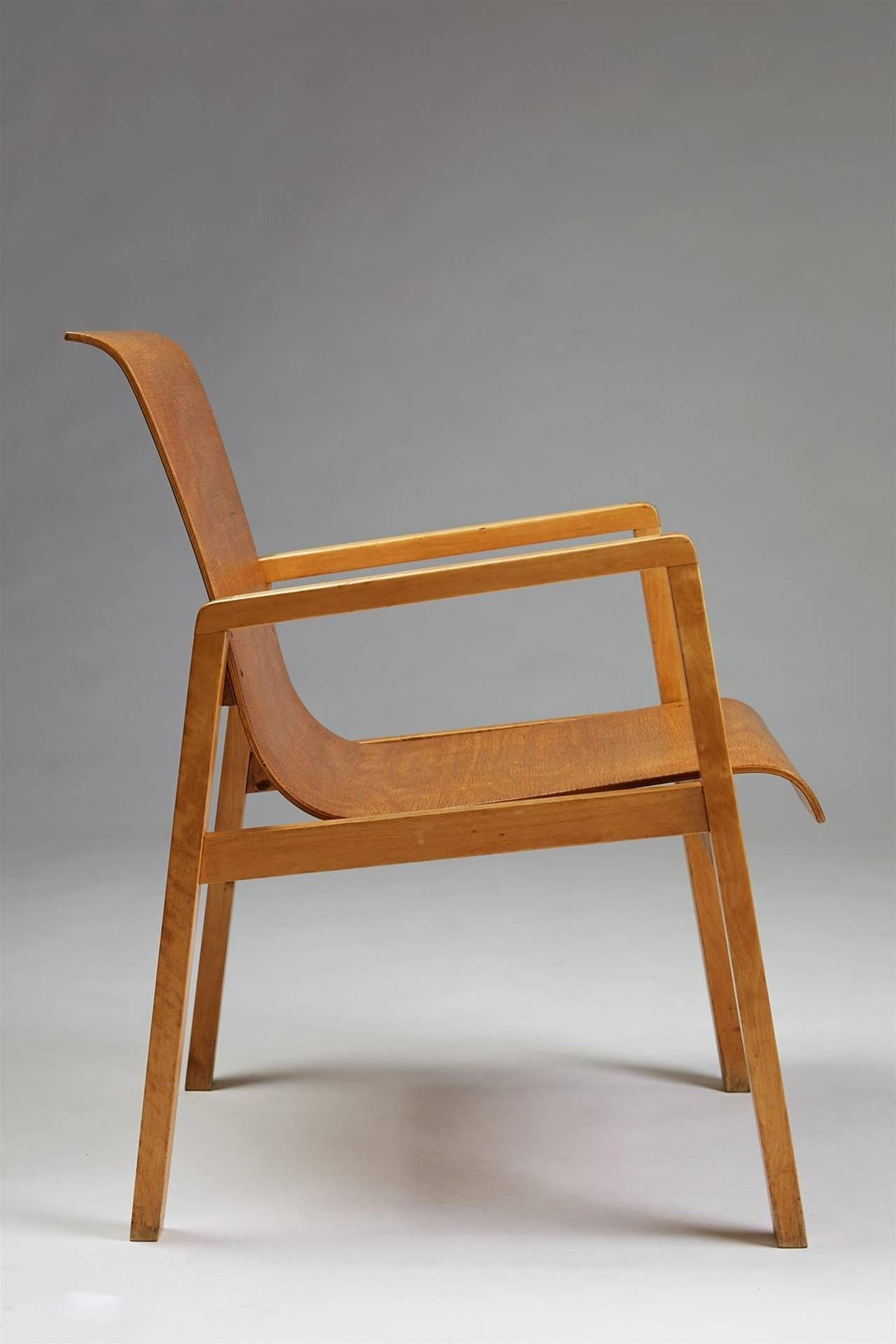 Chair Designed By Alvar Aalto For Artek Finland 1950s Scandinavian Furniture Design Alvar Aalto Chair Design