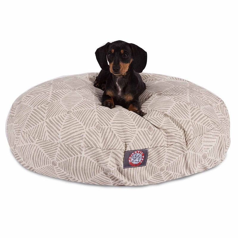 Majestic Pet Charlie Round Dog Bed Majestic Pet