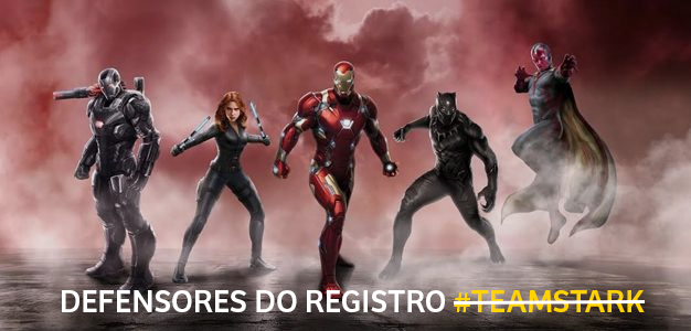 DEFENSORES DO REGISTRO