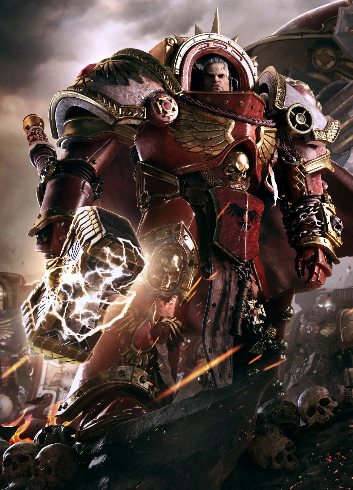 Blood Ravens   IN THE GRIM DARKNESS OF THE FAR FUTURE ...