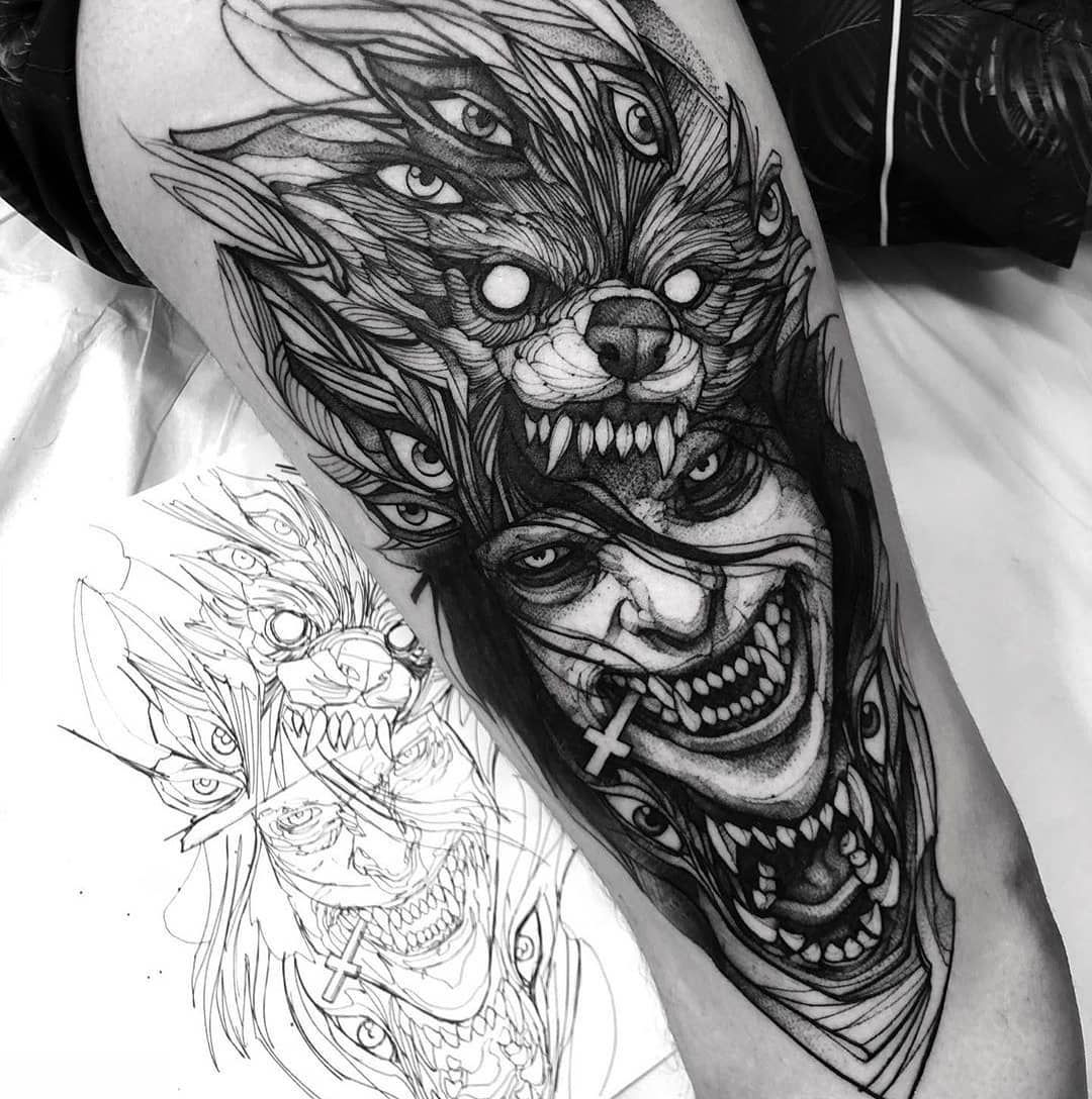 Photo of Tattoo models and designs artist IG: @fredao_oliveira #tattoo #realistic #ink #inkedup #inked #t … #tattoo by @the_art_of_tattooing – artist
