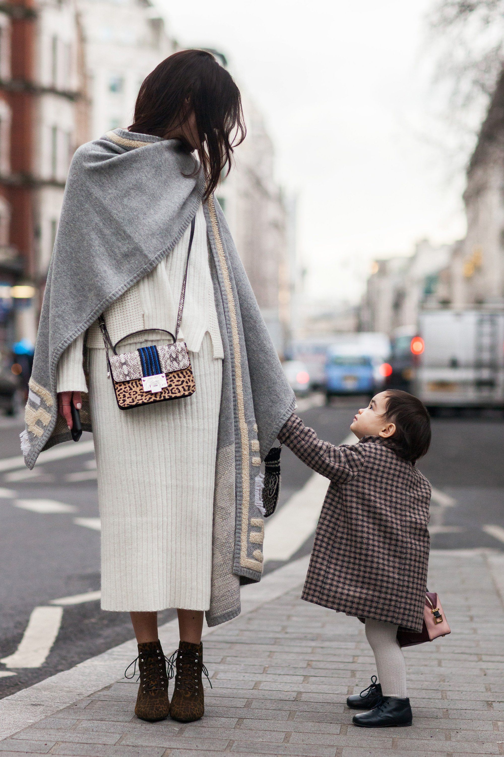 What a Blogger Packs When She Brings Her Toddler to Paris Fashion ...
