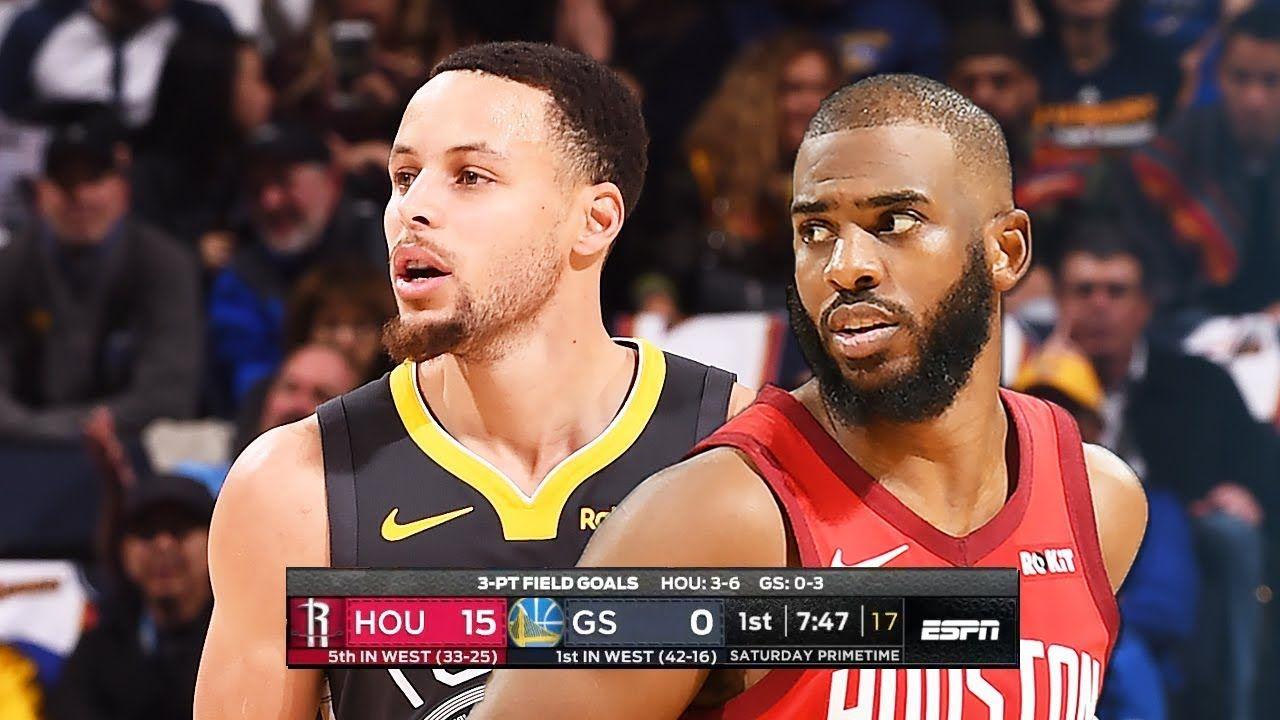 d9e73600cce Houston Rockets vs Golden State Warriors - Full Game Highlights ...