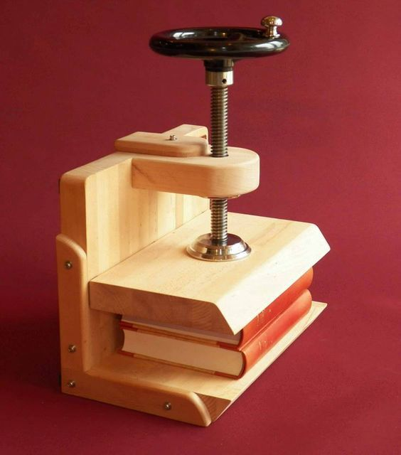 I Need To Make This Little Press #woodworkingmom