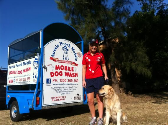 Priced to suit budget Melbourne Mobile Dog Wash For Sale in