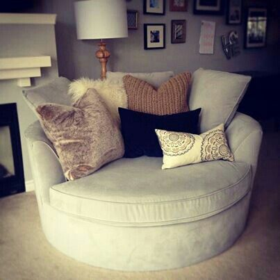 Pin By Elin Henderlight On Home Home Home N Decor Cozy Chair