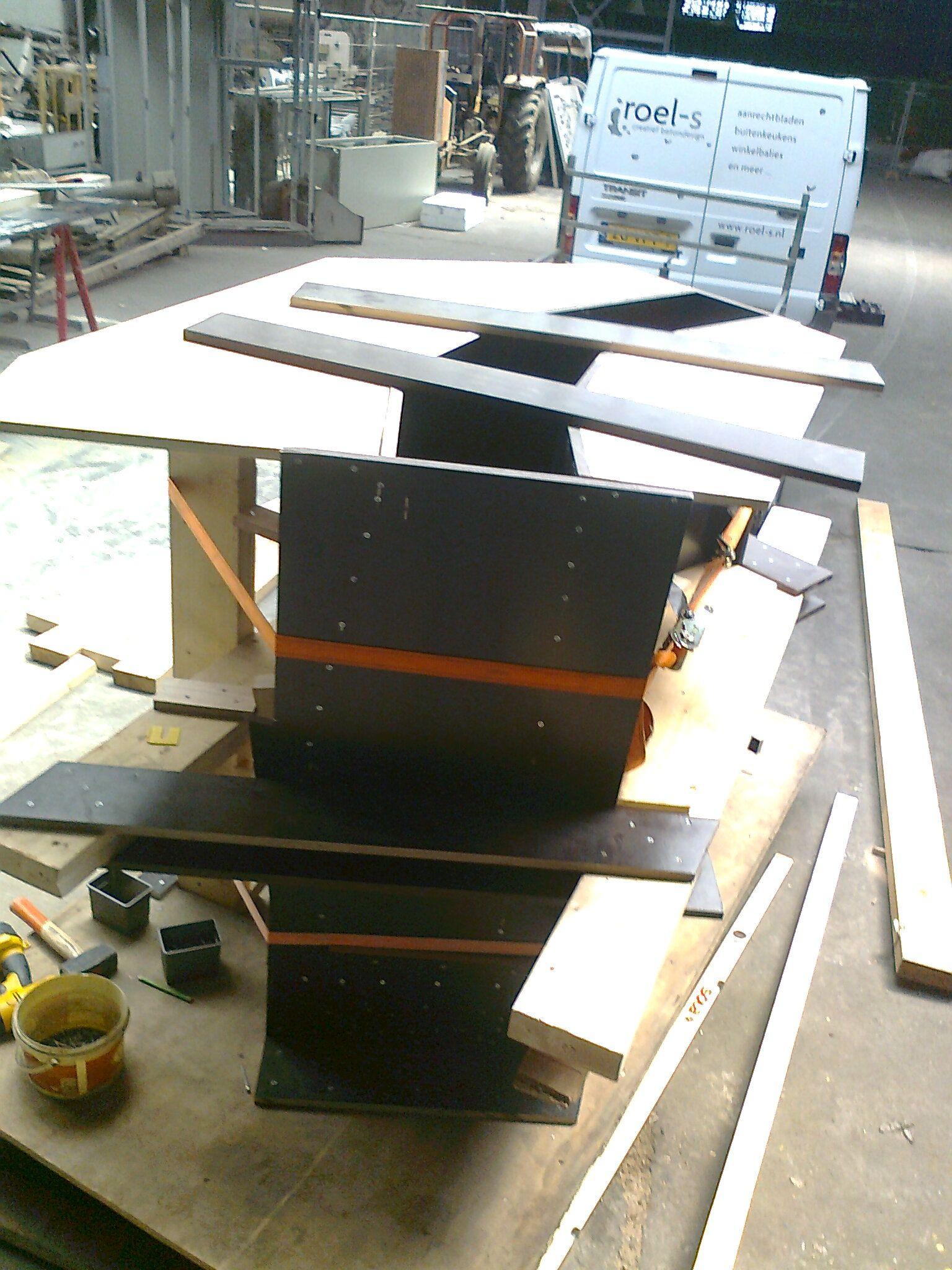 Fabricage mallen 1