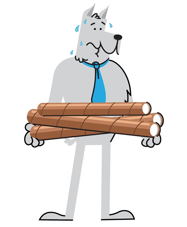 #Scientific #poster #printing #illustration for #directmail #experts at Digital Dog Direct