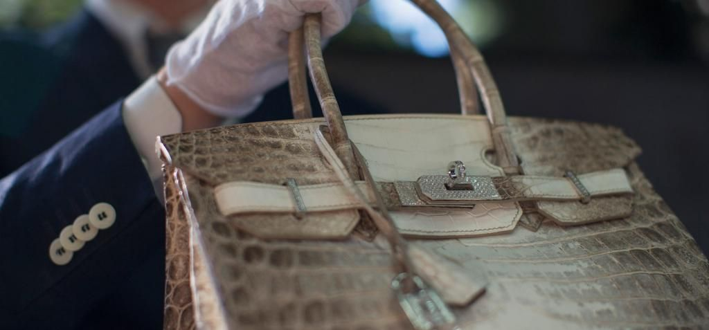 c0db8b595907 Bejeweled Hermes Handbag Expected to Break Auction Record