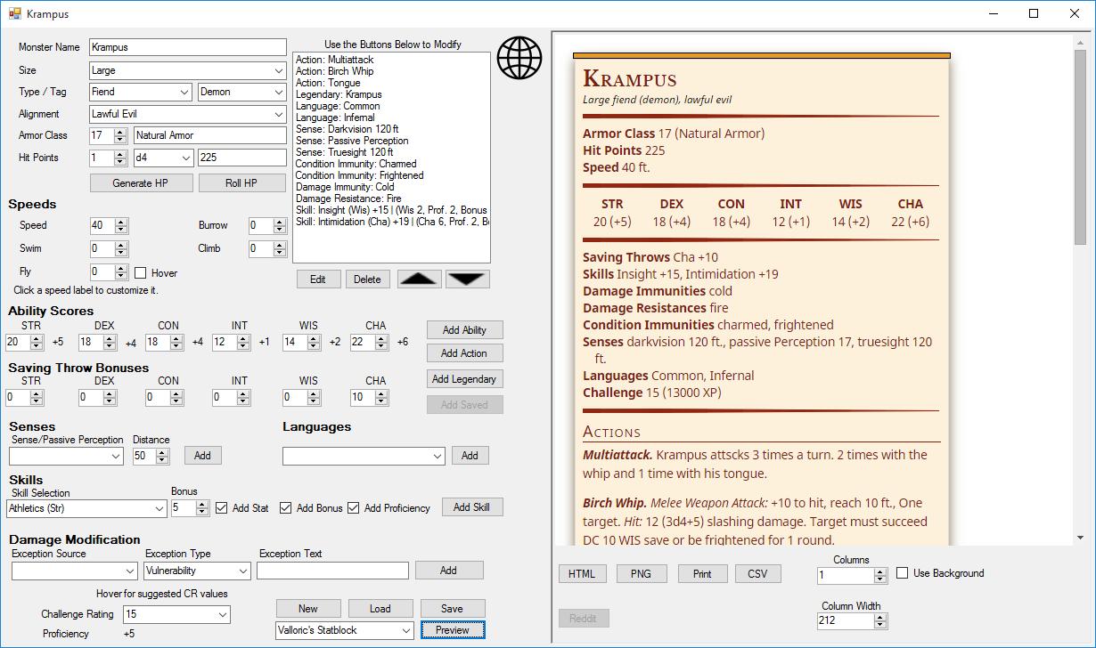 Making Custom Monsters Using D&D Monster Maker | Dungeon Solvers