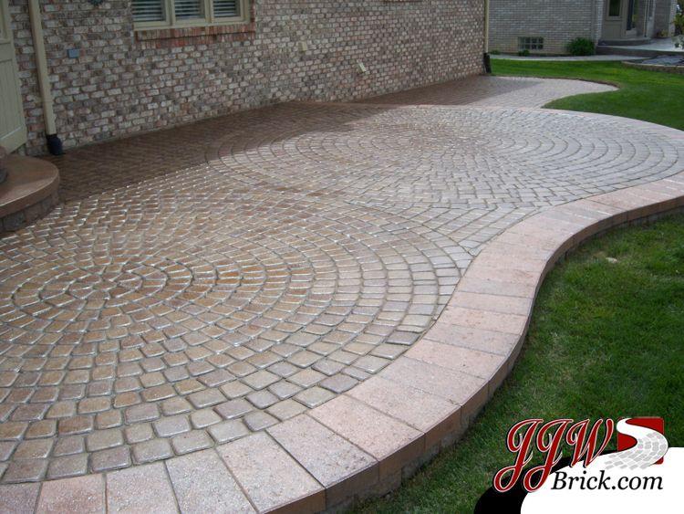 Pin by Joseph Hanna on Patio Brick paver patio, Brick