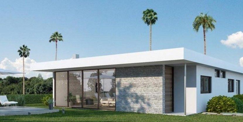 Les presentamos a continuación una selección de estupendas casas - casas minimalistas