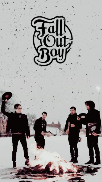 "featuringfob "" Lockscreens for iPhone (feel free to use"