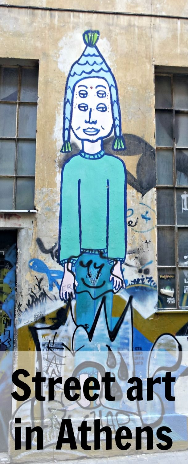 Art essay · athenss monastiraki and plaka neighborhoods athens greece streetart graffiti art