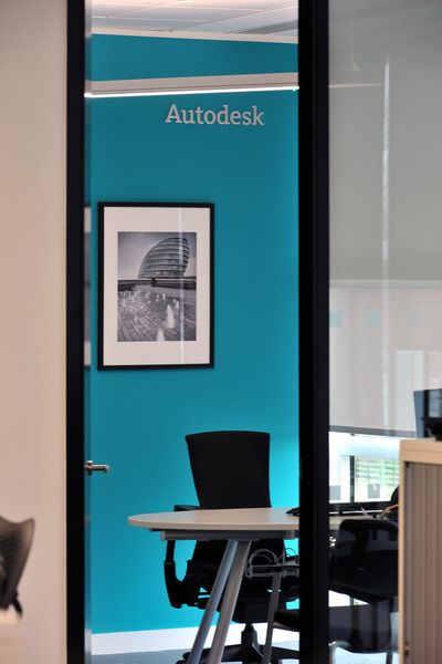 Autodesk Room Design: See How Autodesk Saved $1m With Sustainable Office Design