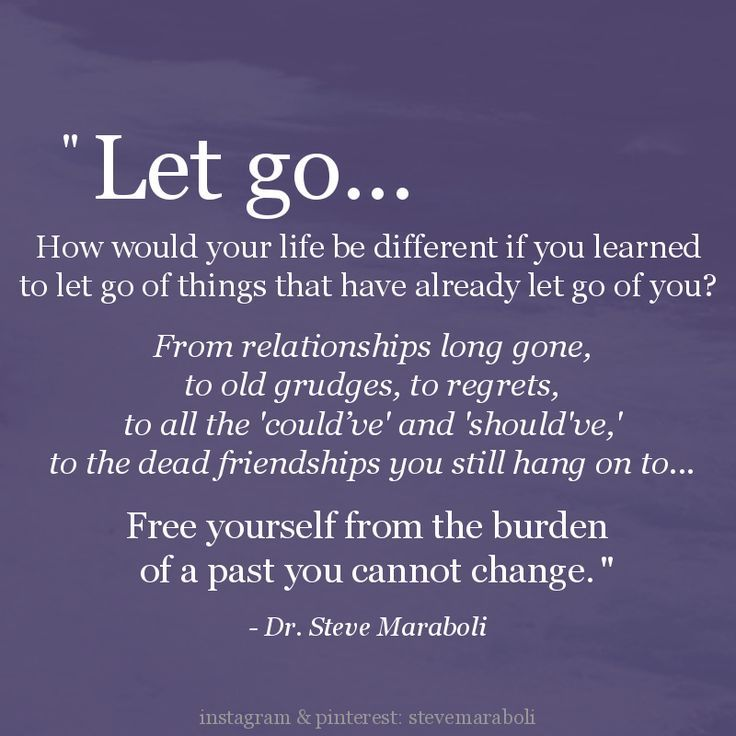 Moving On Quotes Let Go How Would Your Life Be Different If