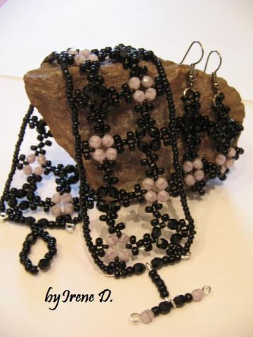 lavender dreams collection   biser.info - всё о бисере и бисерном творчестве