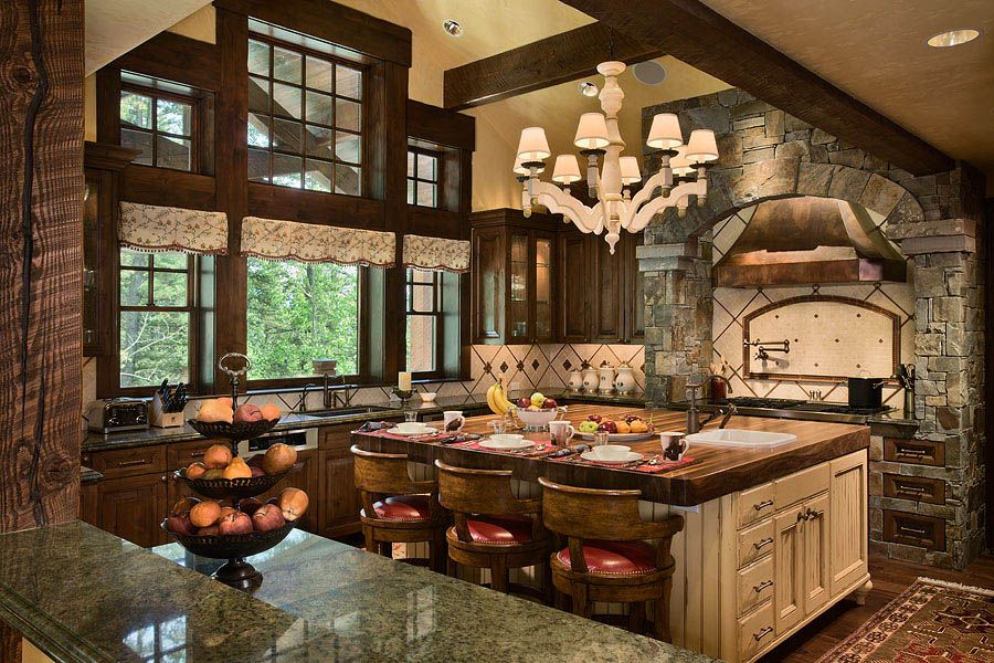 Granite Ridge Timber Frame Jackson Hole Teton Heritage Builders