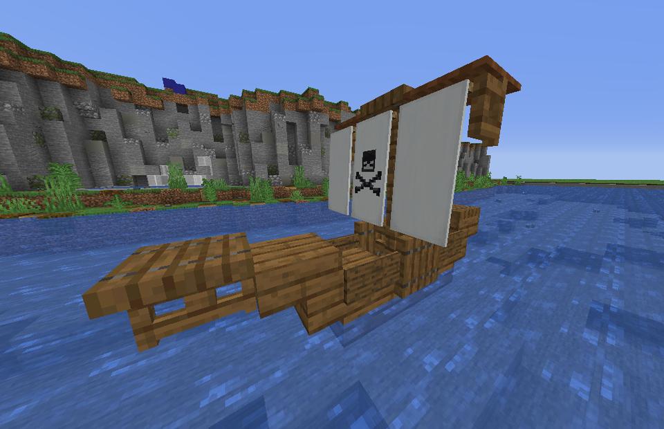 I Made A Tiny Boat Detailcraft Tiny Boat Boat Tiny