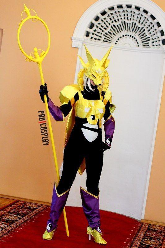 Anime: Digimon. Character: Sakuyamon. Event Animatrix 2013 Russia. Cosplayer: Fosya.