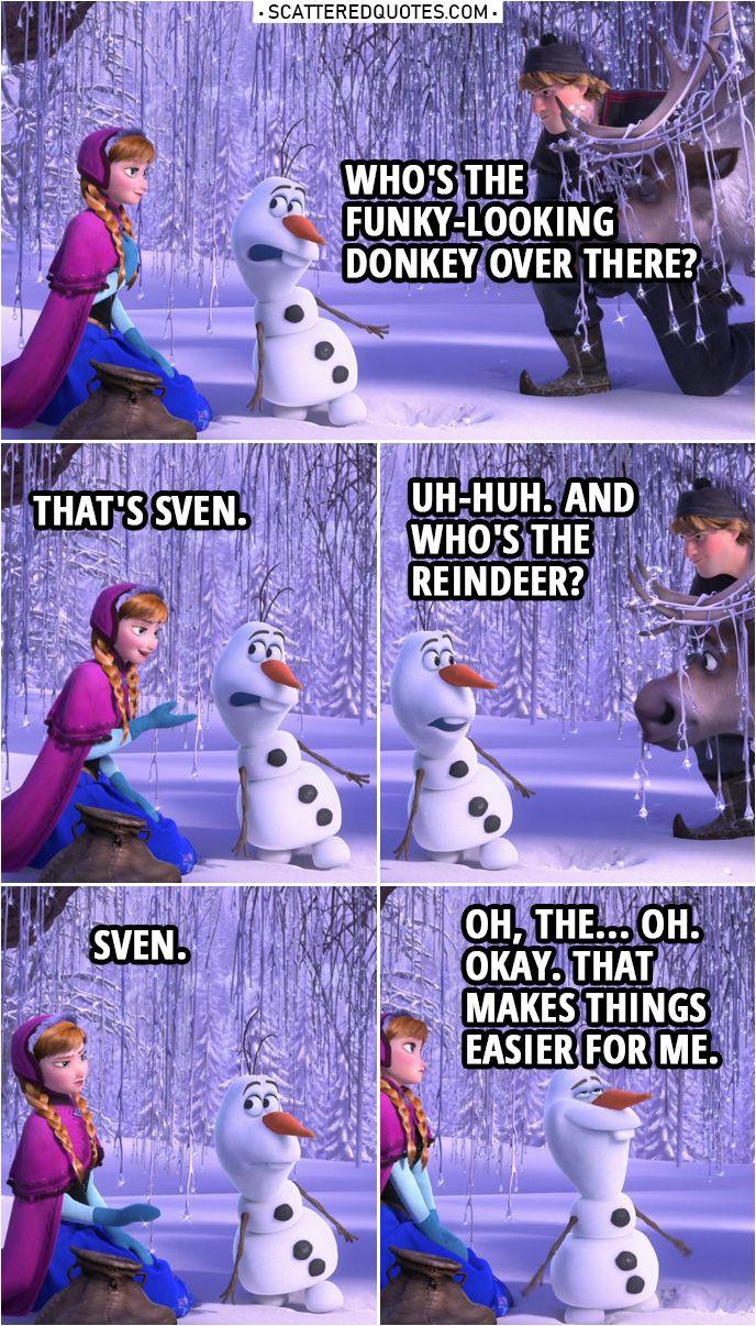 30+ Best 'Frozen (2013)' Quotes: