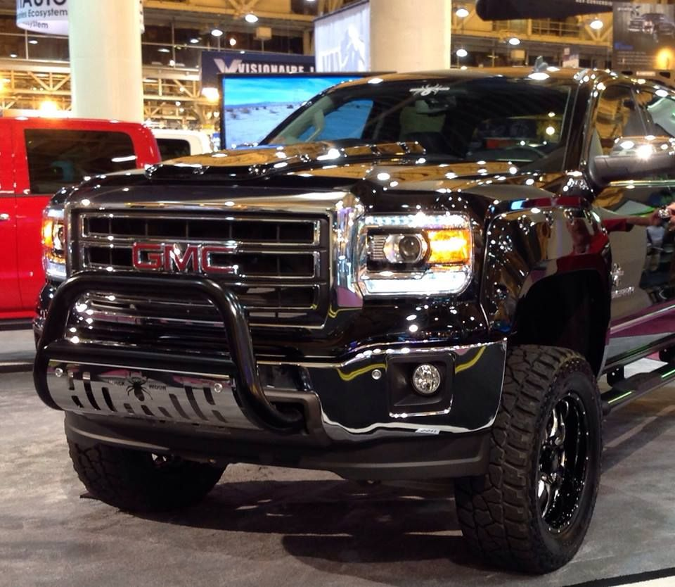 All Chevy black chevy reaper : GMC Spyder | trucks | Pinterest | Chevy reaper, Dream cars and Vehicle