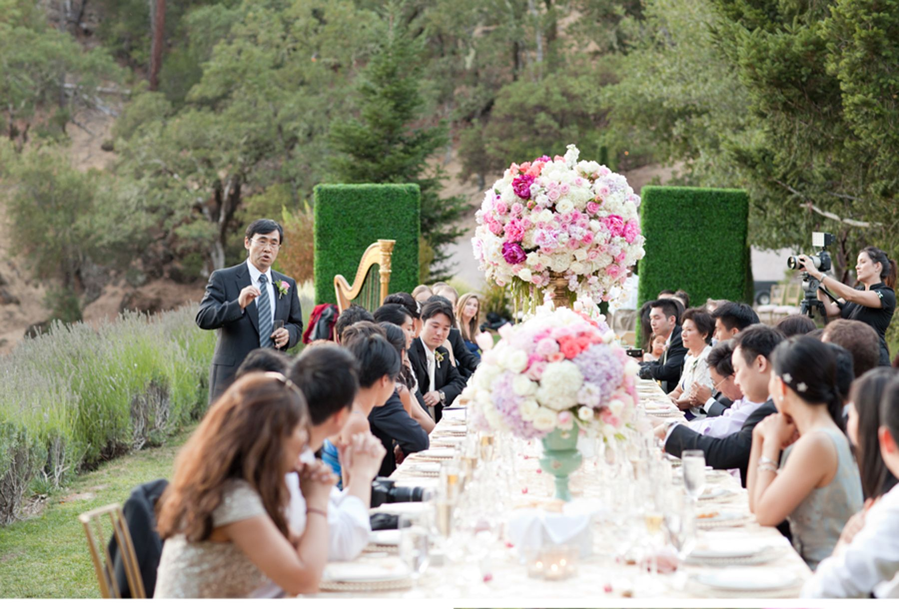Our Muse - Elegant Ornate Wedding - Be inspired by Alice and Jason's ornate, romantic wedding in Napa - wedding