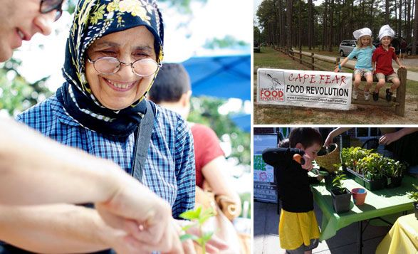 Share Your Food Revolution Day Photos & Videos