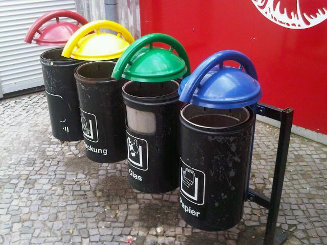 Gescheiden Afvalbak Keuken : Gescheiden afvalbakken zal zorgen voor minder vuil op straat