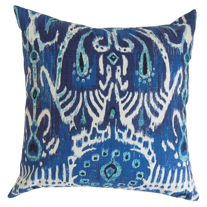 Blues cushion