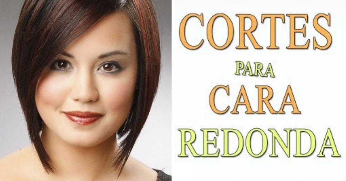 Cortes De Cabello Para Mujer Con Rostro Redondo