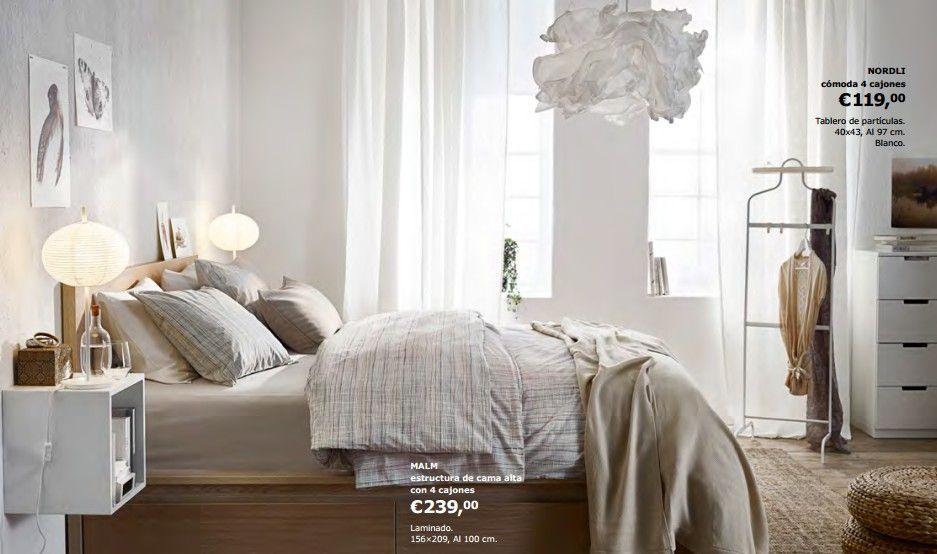 Cat logo ikea 2018 todas las novedades en decoraci n - Catalogo ikea habitaciones ...