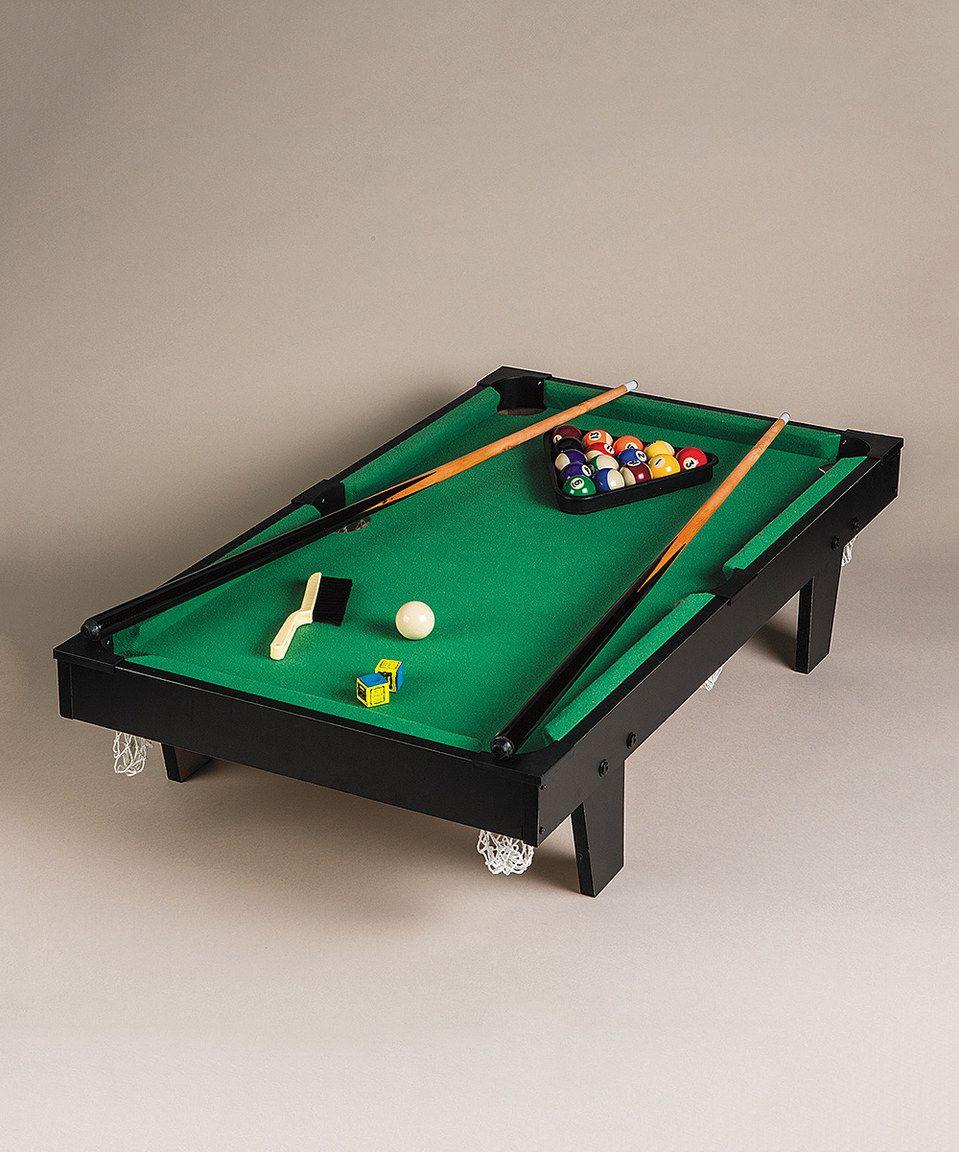 S\u0026S Worldwide Tabletop Pool Set & S\u0026S Worldwide Tabletop Pool Set | Tabletop and Pool games