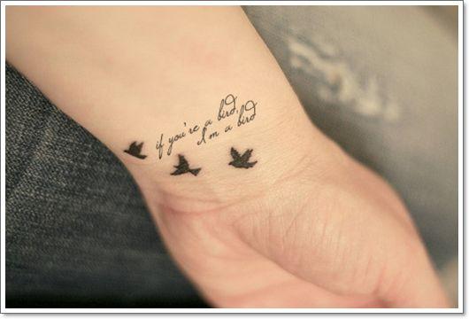 Tattoos frauen kleine 100+ kleine